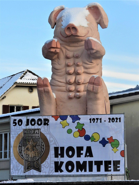 Corona – HOFA ( Hofstetterfasnacht 2021 )